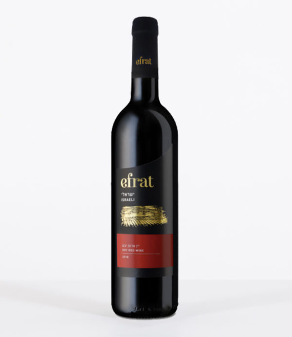 Efrat Dry Red